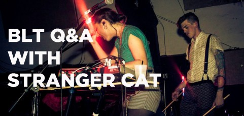 The BLT Q&A: Stranger Cat by Nivea Serrao